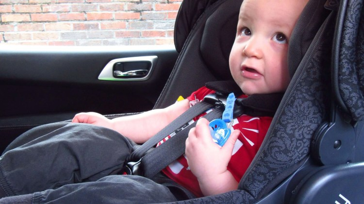 TurnAfter2: Why Your Child Should Stay Rear Facing Until At Least Two Years Old
