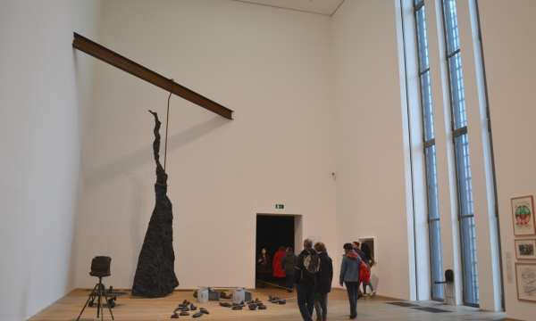 Das Tate Modern Museum In London Moderne Kunst