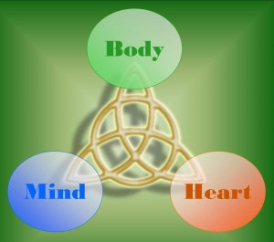 Triqueta - Mind,Heart,Body