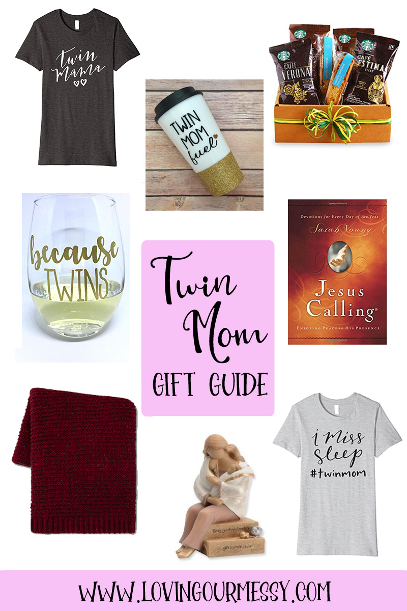 In honor of Black Friday this week I thought I would put together a Gift Guide for Twin Moms! All of these are perfect for new or experienced twin mamas in ...  sc 1 st  Loving Our Messy & Best Twin Mom Gift Ideas - Gift Guide | Loving Our Messy