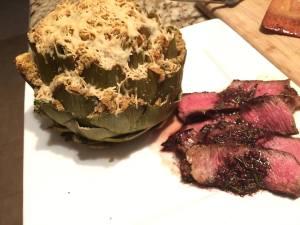stuffed artichokes ralph and naoma