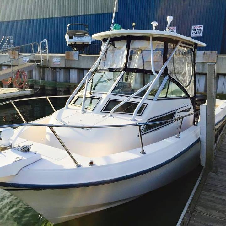 clamjumper sport fishing