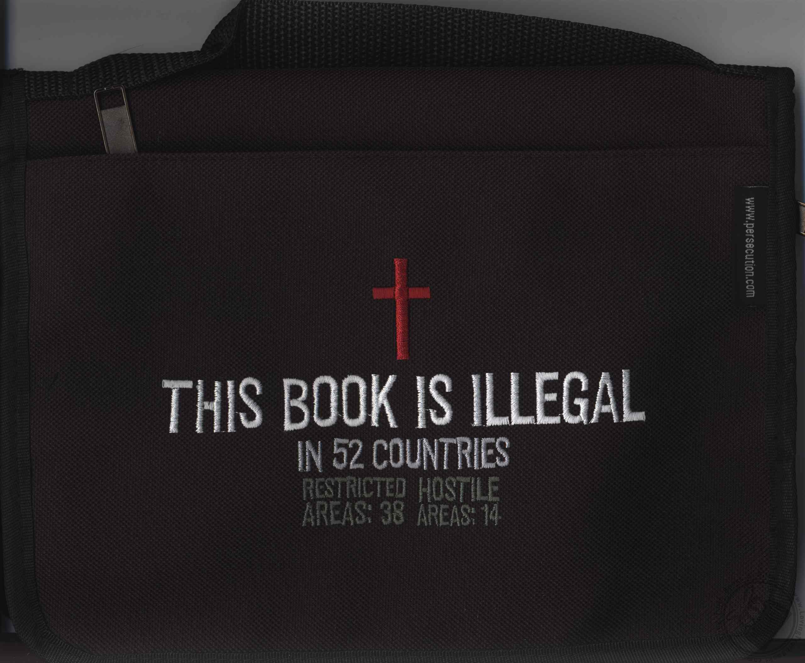 This Book is Illegal Bible Cover Small Small 725 x 55