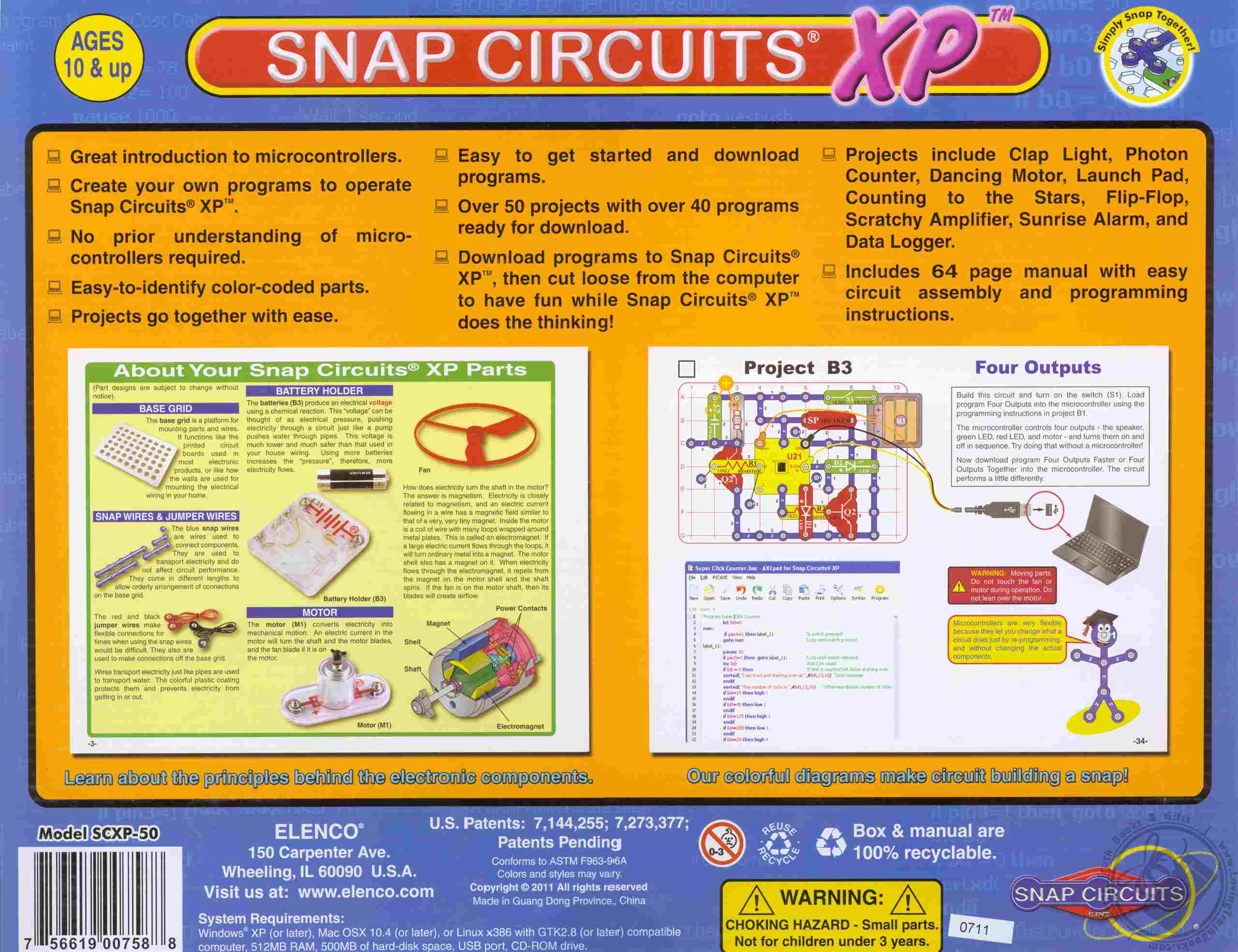 Snap Circuits Fundamentals An Introduction To Electronics Circuits