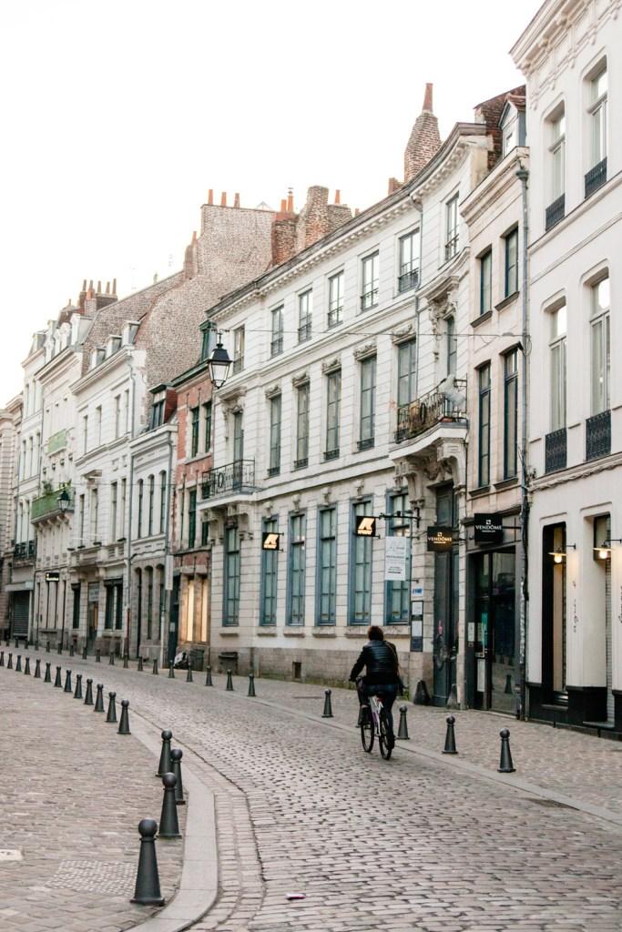 Lille Straße