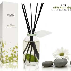 LOVSPA ZEN White Tea & Ginger Mini Diffuser-MAIN-3