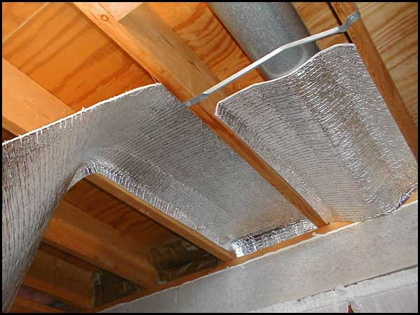 Crawl Space Insulation Applications  ESP LowE Northeast Distribution Center Insulation Products