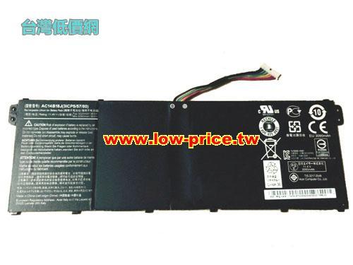 ACER AC14B18J Chromebook 11 CB3-111 筆電電池