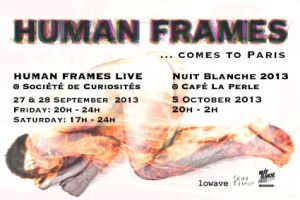 Project Human Frames Paris