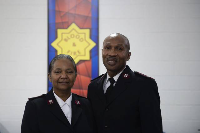 Salvation Army Majs. Earnest and Vanessa Fullwood will leave posts they've held in Greensburg for three years to start working July 3 at the the Family Caring Center, East Liberty Corps, in Pittsburgh.