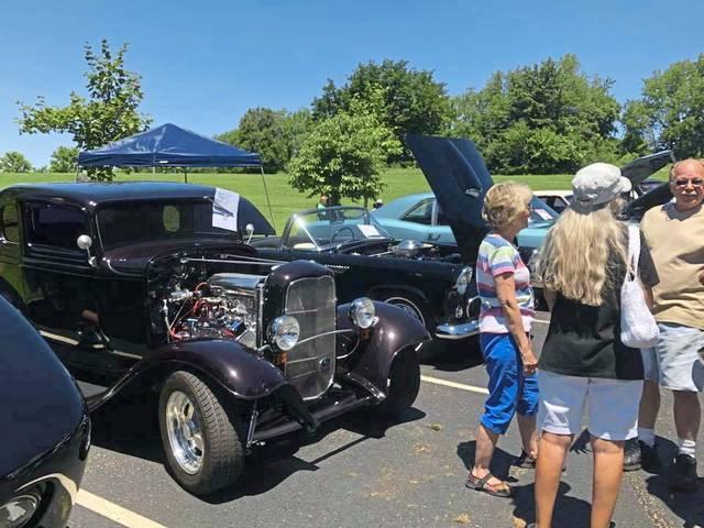 Bushy Run Battlefield Heritage Society will host its 9th annual classic car cruise.