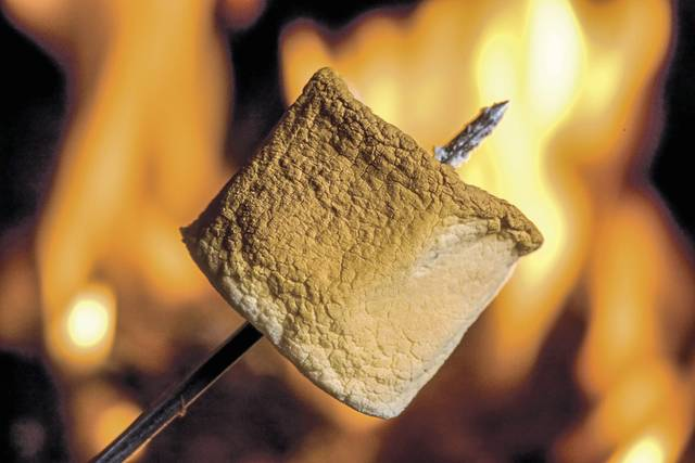 """Kecksburg's """"Old Fashioned Days"""" this weekend will feature bonfires and s'mores."""