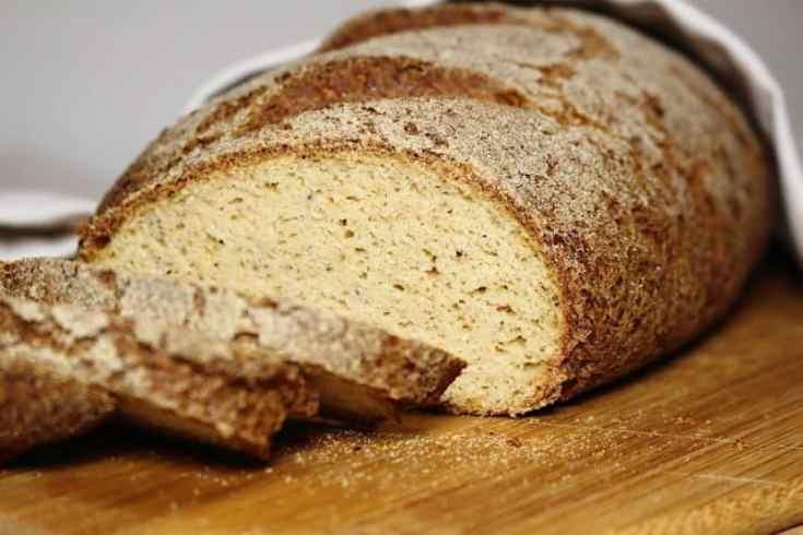 Nízkosacharidový Domáci Chlieb