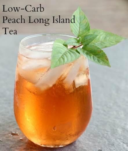 Low Carb Long Island Iced Tea