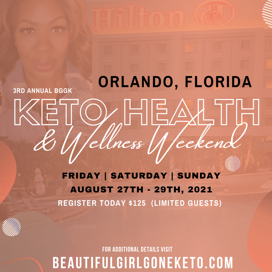 KETO HEALTH & WELLNESS SUMMIT