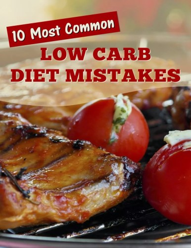 Low Carb/Keto Mistakes