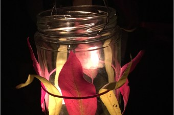 A candle isn't just for Christmas [guest post]