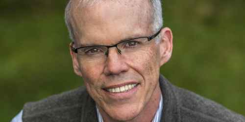 Seizing the Climate Moment: Bill McKibben, author, environmentalist and 350.org founder @ Simpkins Lee Theatre, Lady Margaret Hall | England | United Kingdom