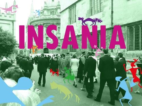 XR Oxford: lnsania – an Alternative Encaenia [external event] @ Outside the Vaults & Garden Cafe