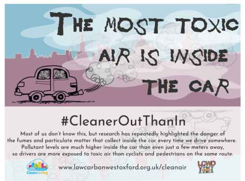 LCWO Clean Air Day Art Installation & Outreach at Bonn Square @ Bonn Square tbc | England | United Kingdom