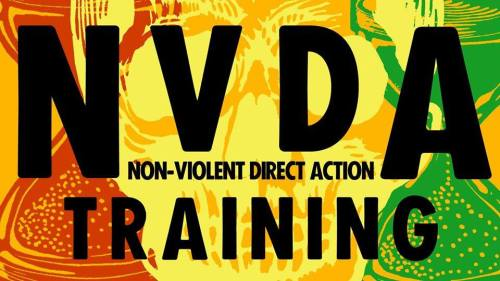 XR Oxford Non-Violent Direct Action Training [XR Oxford event] @ TheVenue@Cowley | England | United Kingdom