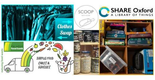 Zero-waste pop-up and Clothes Swap - SHARE Oxford @ Makespace Oxford | England | United Kingdom