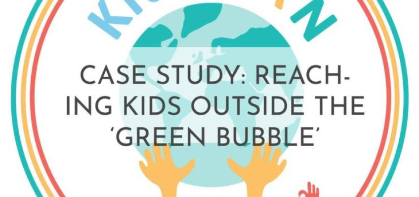 Reaching kids outside the 'green bubble' – case study from Rose Hill & Iffley Low Carbon