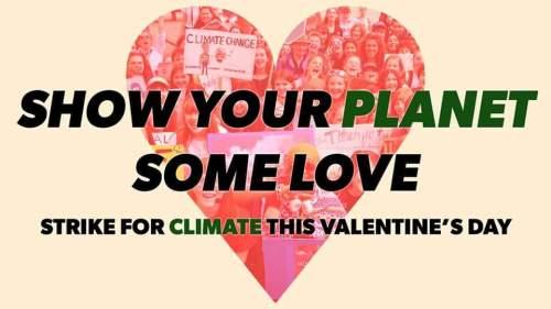 Valentine's Day Youth Strike @ Bonn Square | England | United Kingdom