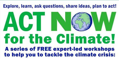 ACT Now for the Climate: Waste workshop at FLO'S @ Flo's - the place in the park   England   United Kingdom