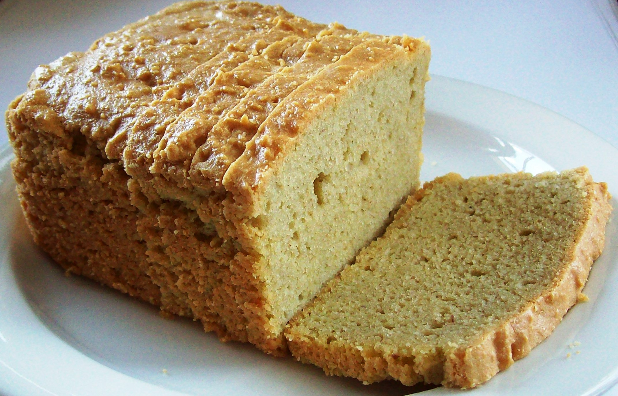 1-2-3 Bread (Dairy-Free)