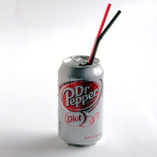 DIY Diet Dr Pepper, Real Can, Fake Contents = Healthy Contents | Low-Carb, So Simple!