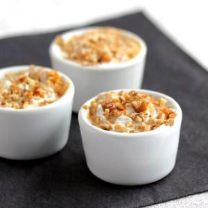 Yogurt With Pumpkin Swirl | Low-Carb, So Simple!