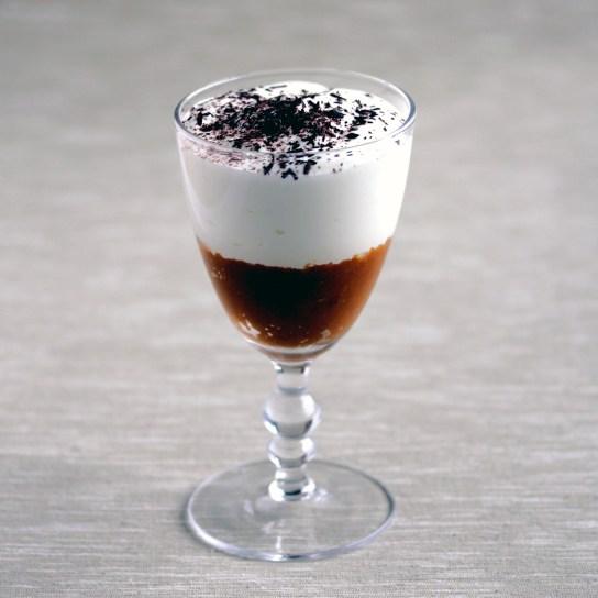 Yogurt With Pumpkin Swirl, Layered Variation| Low-Carb, So Simple!