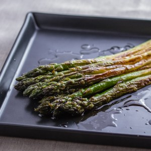 Smoky Asparagus | Low-Carb, So Simple!