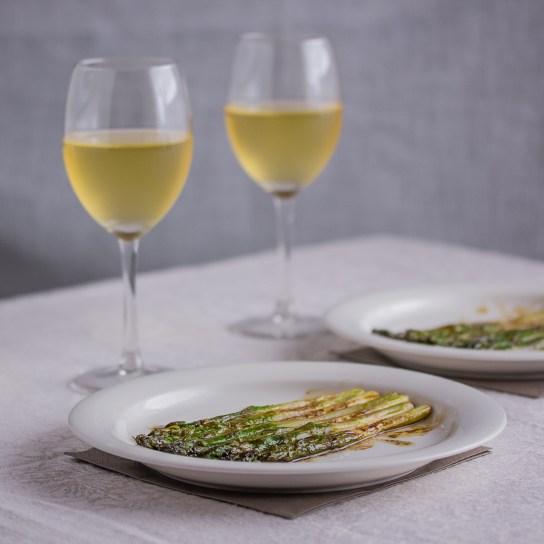Smoky Asparagus   Low-Carb, So Simple!