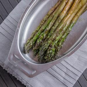 Smoky Asparagus with Garam Masala | Low-Carb, So Simple!