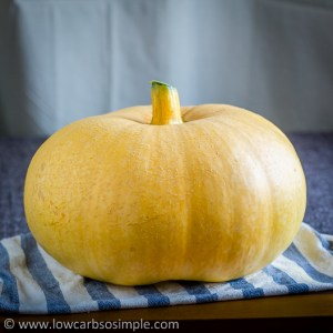 Pumpkin! | Low-Carb, So Simple!