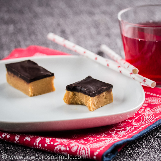 Palatable Peanut Butter Bars