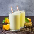 Orange Ginger Lassi | Low-Carb, So Simple!