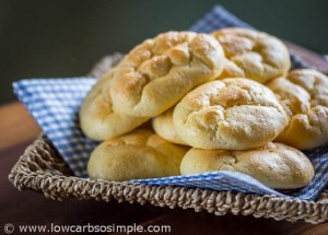 Flat Bread; Roll Experiment | Low-Carb,So Simple!
