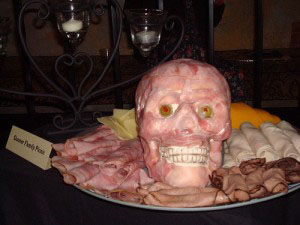 http://theroguecookie.com/low-carb-halloween-recipe-cold-cut-platter-with-meat-head/