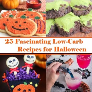 Halloween Roundup Collage | Low-Carb, So Simple!