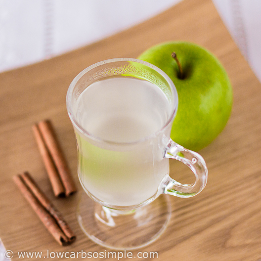 Hot Apple Drink | Low-Carb, So Simple!