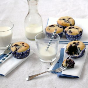 Low-Carb Blueberry Muffins   Low-Carb, So Simple