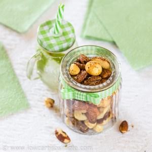 1-Minute 3-Ingredient Keto Snack | Low-Carb, So Simple