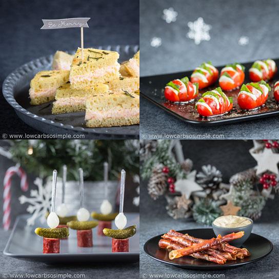 Easy Christmas Appetizer Recipes