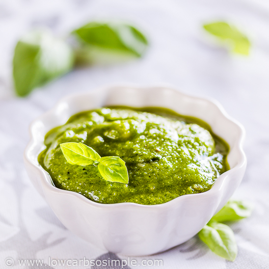 Best-o Keto Pesto | Low-Carb, So Simple
