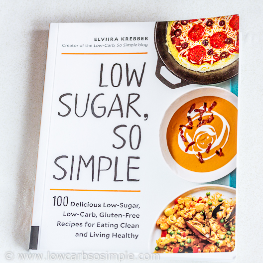 My Low-Sugar, So Simple Book