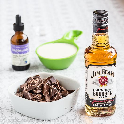 Fondue Ingredients | Low-Carb, So Simple