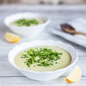 4-Ingredient Avocado Chipotle Soup aka Fat Bomb Soup   Low-Carb, So Simple